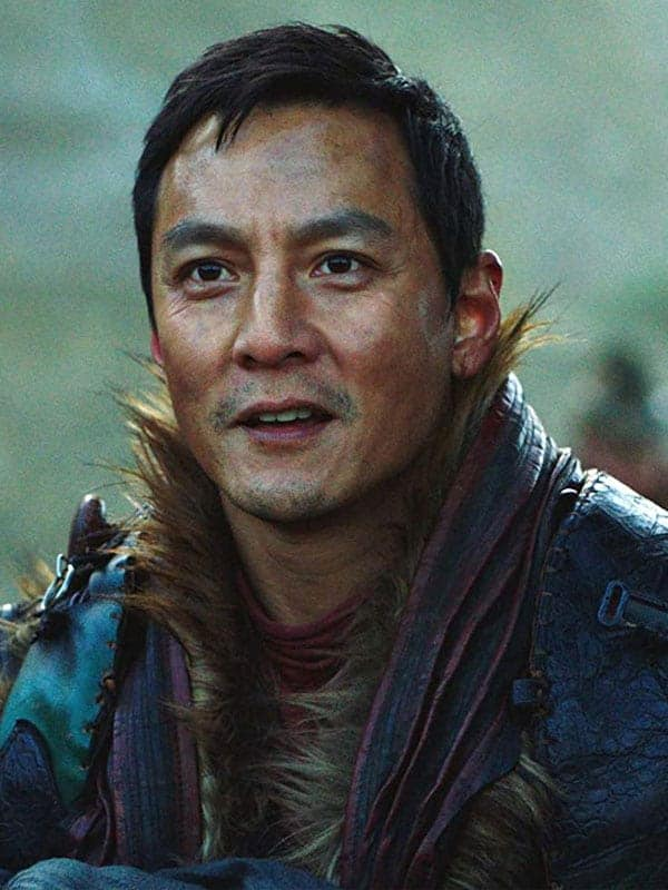 Daniel Wu TV Series Into the Badlands Leather Coat