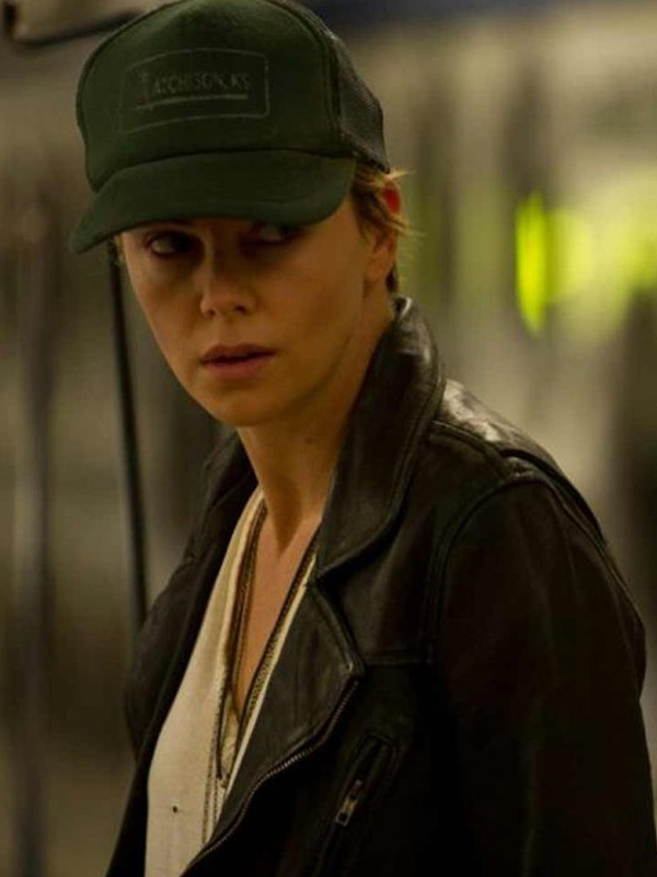 Dark Places Charlize Theron Leather Jacket