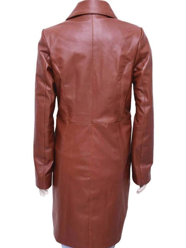 Doctor Who Catherine Tate Coat