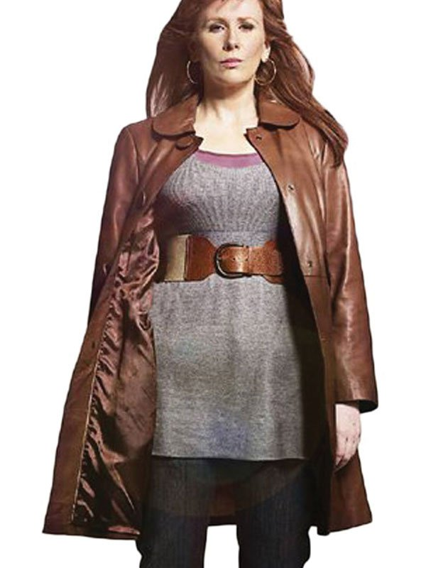 Donna Noble Doctor Who Coat