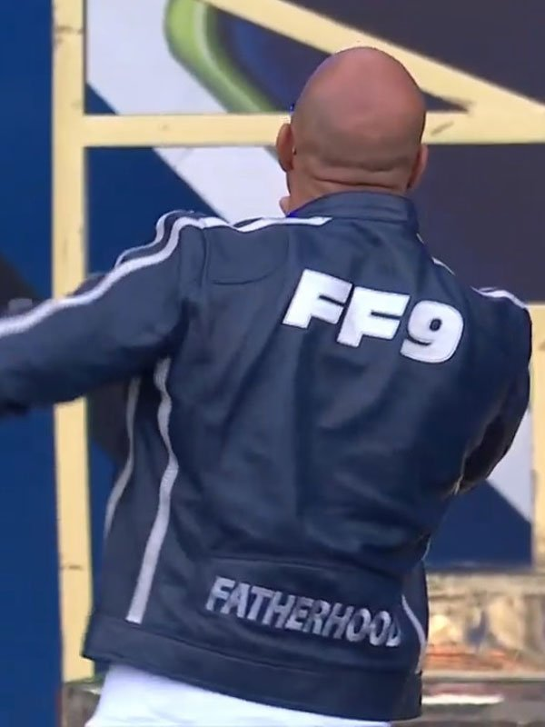 Fast and Furious 9 The Road To F9 Concert Jacket 1