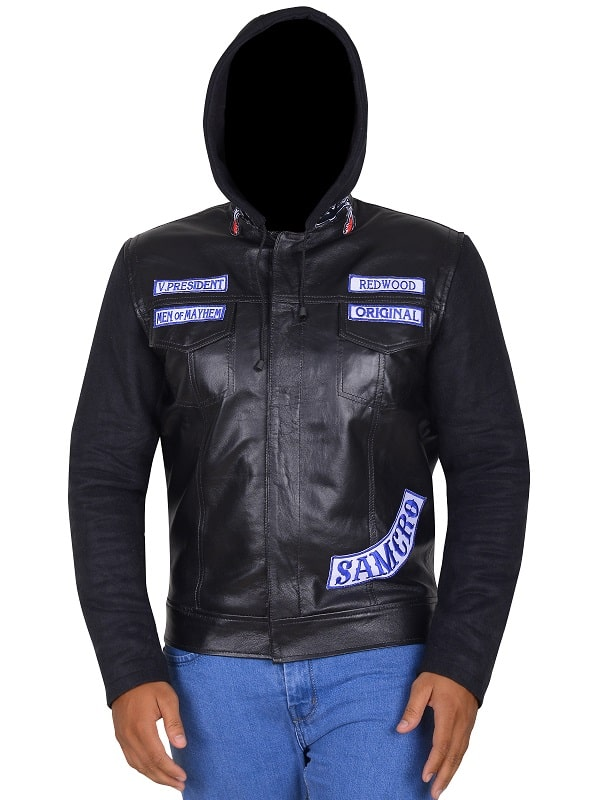 Jax Teller Sons of Anarchy Leather Jacket