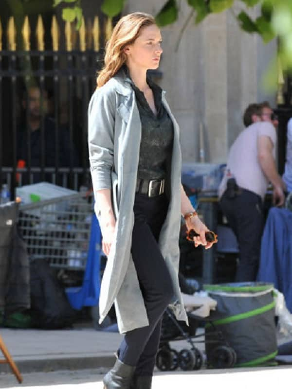Mission Impossible 6 Ilsa Faust Trench Coat