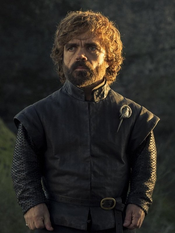 Peter Dinklage Game Of Thrones Leather Vest